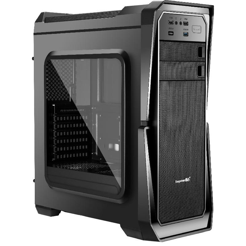 Carcasa PC Segotep Gank II Black