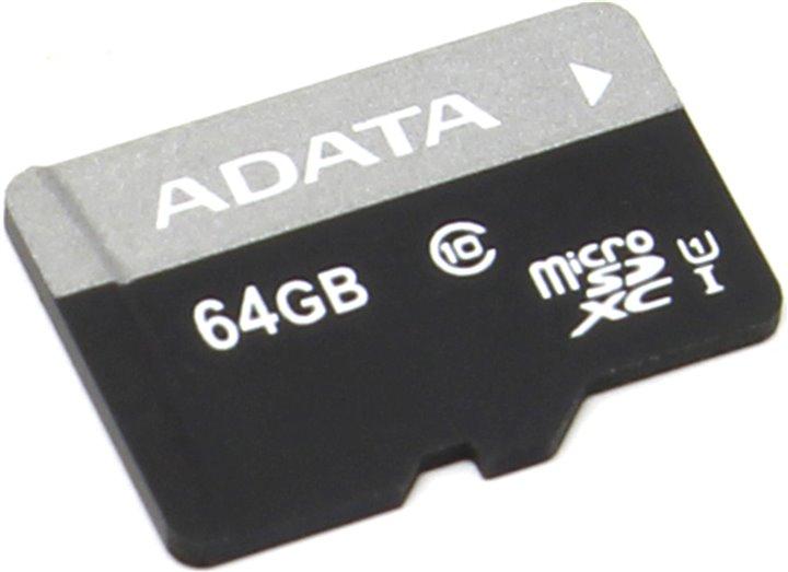 Card de memorie Adata MicroSDHC 64GB Clasa10