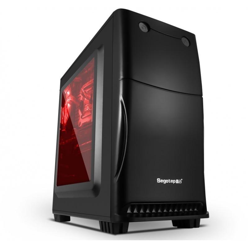Carcasa PC Segotep Baymini Black