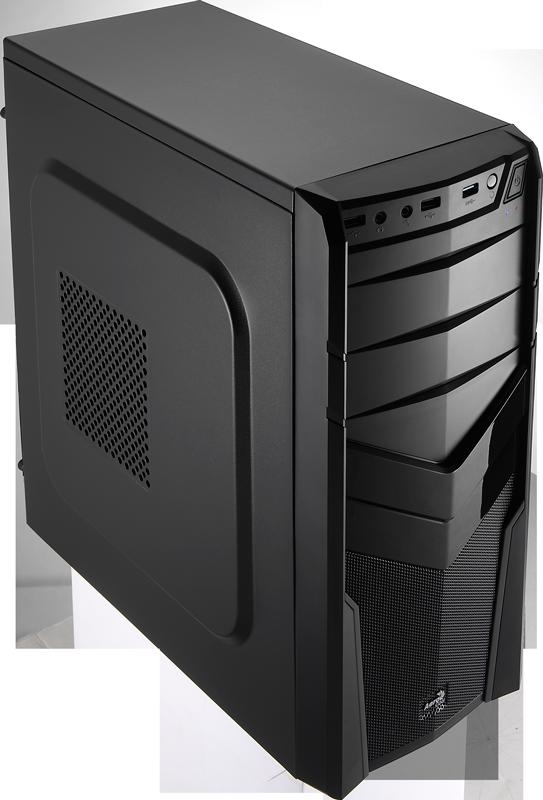 Carcasa PC Aerocool PGS V2X Black