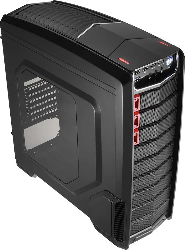 Carcasa PC Aerocool GT-A Black