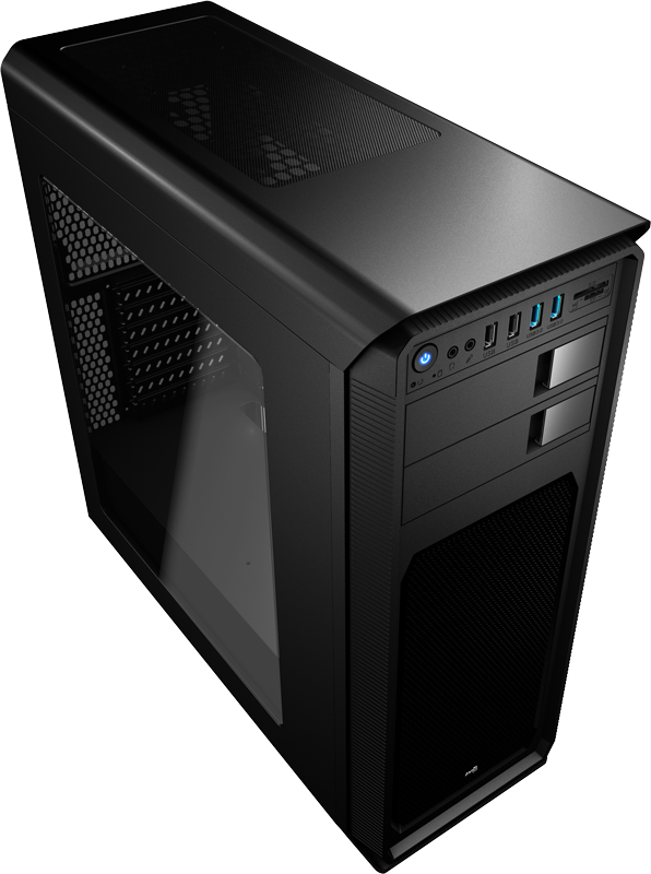 Carcasa PC Aerocool AERO-800 Black