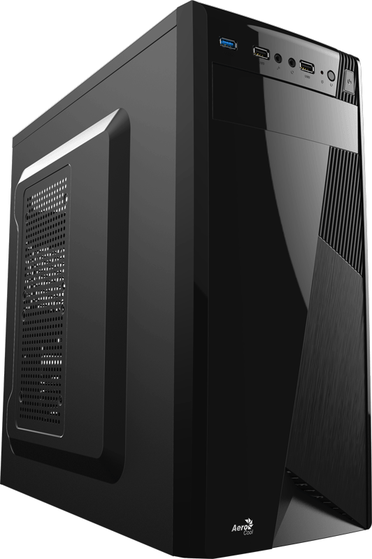 Carcasa PC Aerocool PGS CS-1101 Black