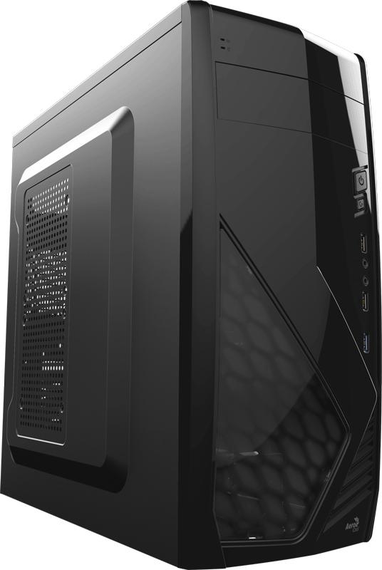 Carcasa PC Aerocool PGS CS-1102 Black