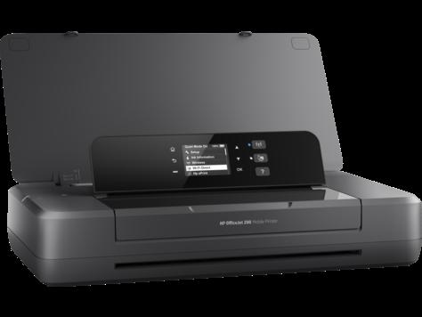 Imprimanta Inkjet portabila HP OfficeJet 202