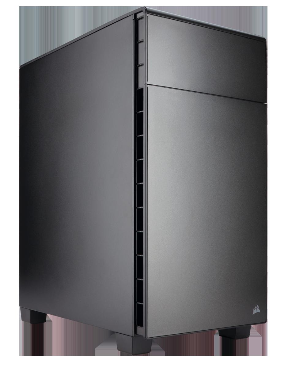 Carcasa PC Corsair Carbide Quiet 600Q Inverse Black