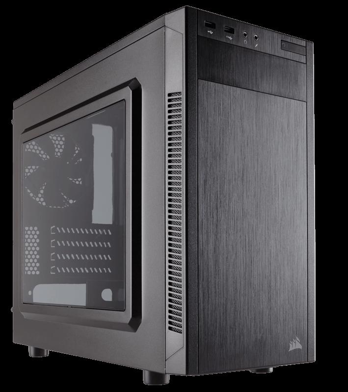 Carcasa PC Corsair Carbide 88R Black