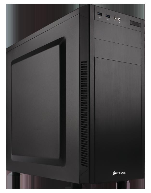 Carcasa PC Corsair Carbide 100R Silent Edition Black