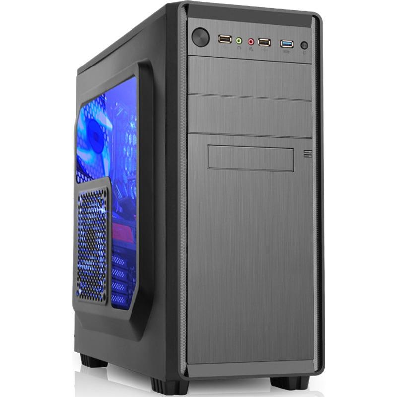 Carcasa PC Floston MEMO Black