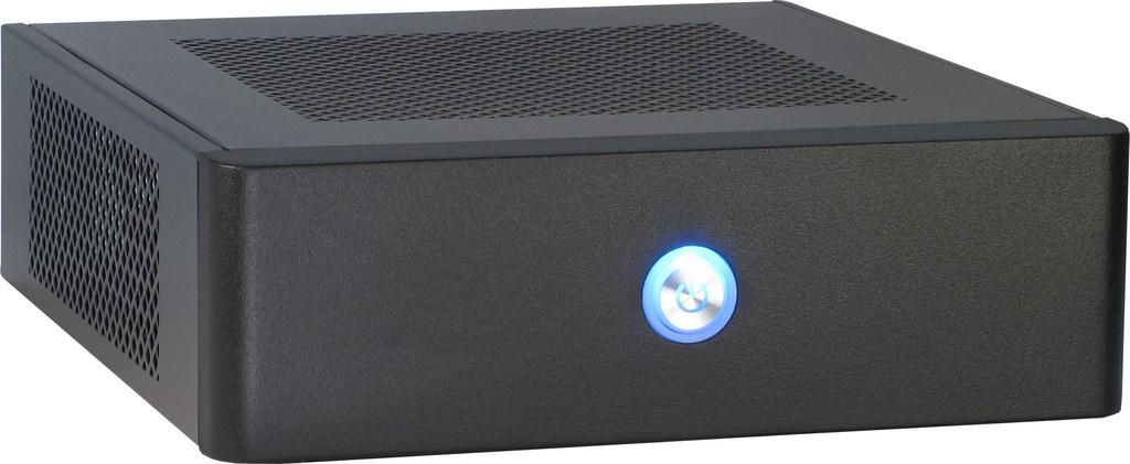 Carcasa PC Inter-Tech ITX-601 Black