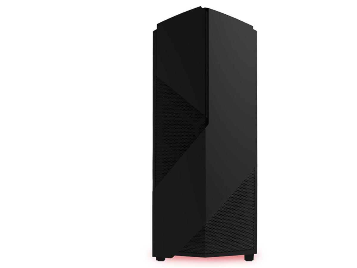 Carcasa PC NZXT Noctis 450 Black