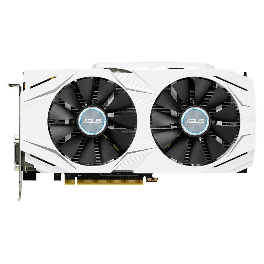 Placa Video ASUS GeForce GTX 1060 Dual 3GB GDDR5 192 biti