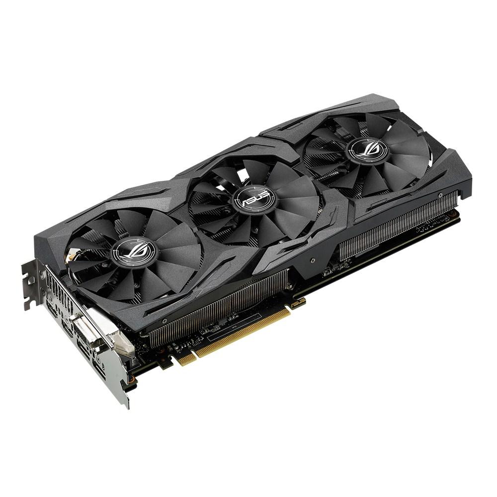 Placa Video ASUS Strix GeForce GTX 1080 8GB GDDR5 256 biti