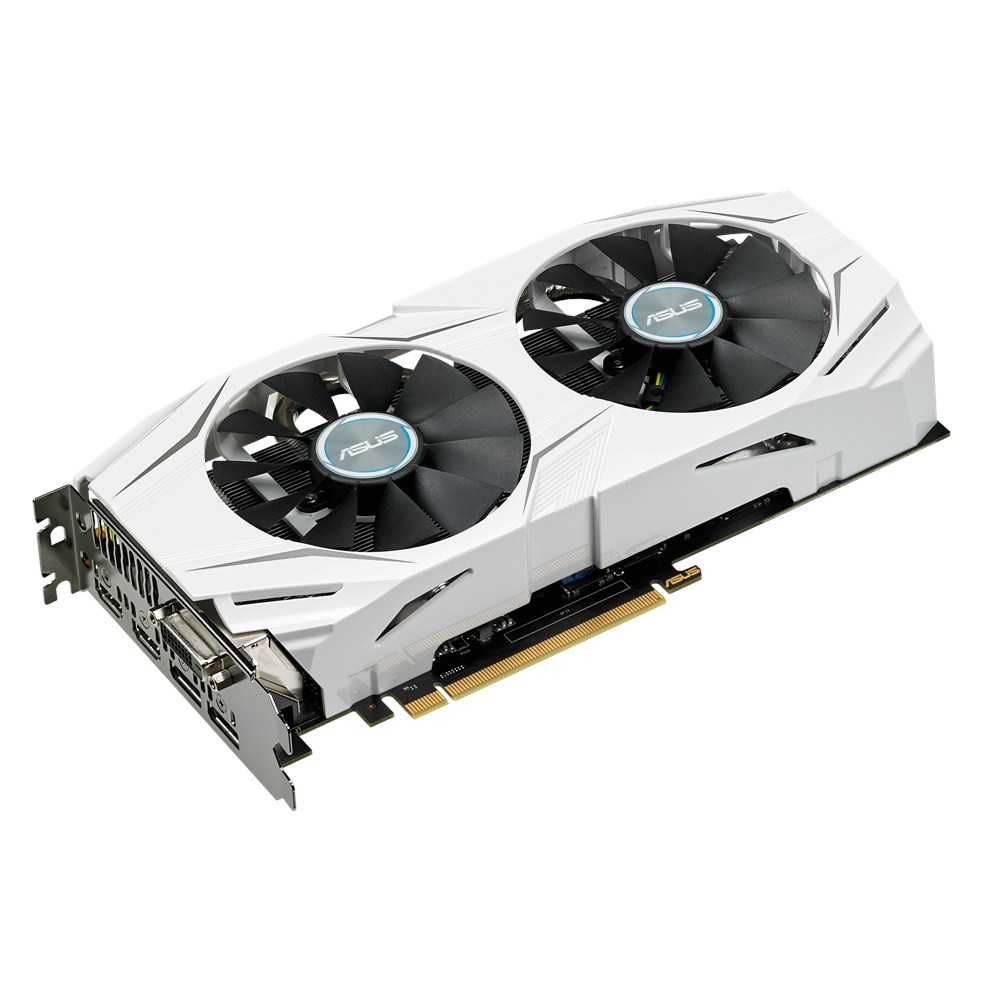 Placa Video ASUS GeForce GTX 1060 Dual 6GB GDDR5 192 biti