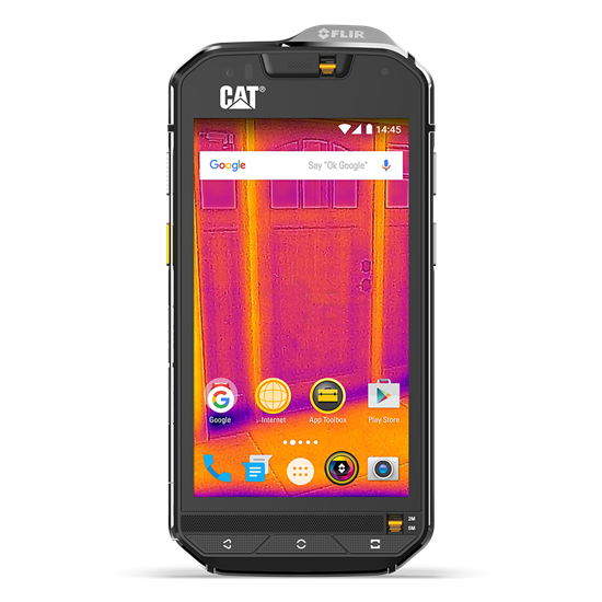 Telefon Mobil Caterpillar CAT S60 32GB Dual SIM 4G Black