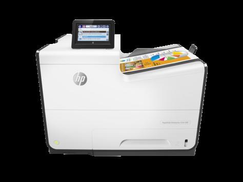 Imprimanta Inkjet HP PageWide Enterprise Color 556dn