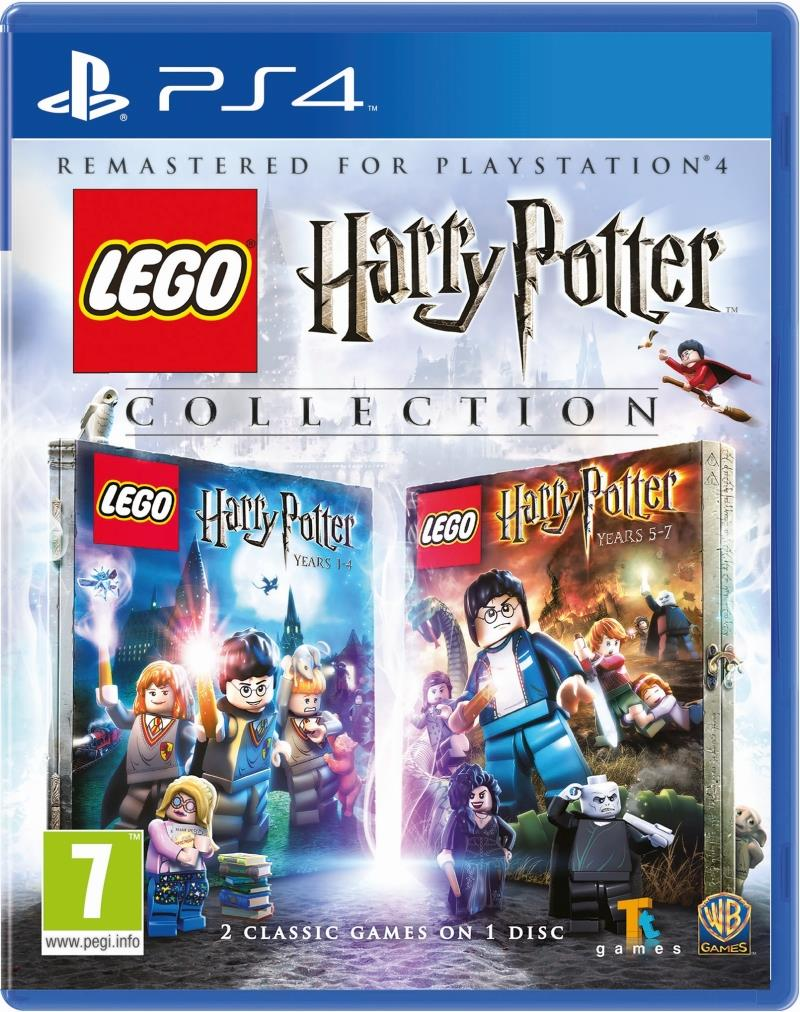 Lego: Harry Potter Collection PS4