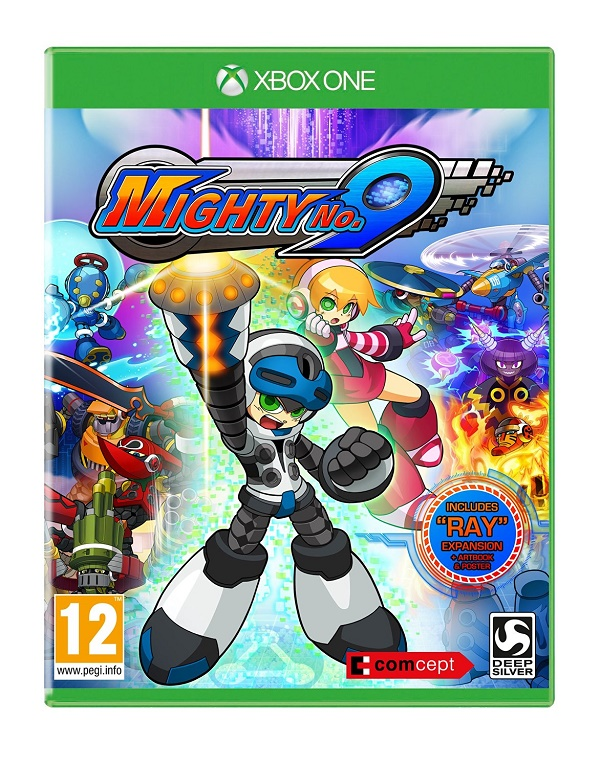 Mighty No. 9 Xbox One