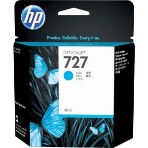 Cartus inkjet HP 727 Cyan 300 ml