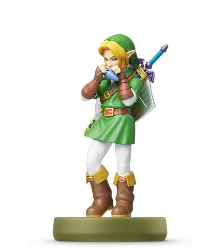 Figurina Nintendo Amiibo Link Ocarina of Time