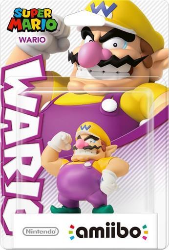 Figurina Nintendo Amiibo Wario
