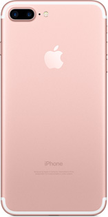 Telefon Mobil Apple iPhone 7 Plus 128GB Rose Gold