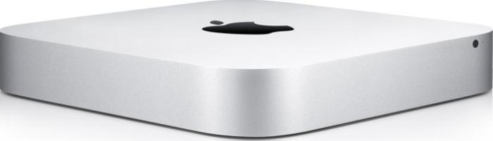 Sistem Desktop Apple Mac mini Intel Dual-Core i5 2.8GHz 8GB DDR3 RAM 1TB Fusion Drive OS X El Capitan