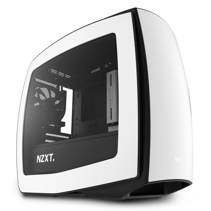 Carcasa PC NZXT Manta White/Black