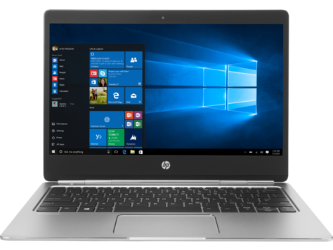 Ultrabook HP EliteBook Folio G1 12.5 Full HD Intel Core M7-6Y75 RAM 8GB SSD 256GB Windows 10 Pro