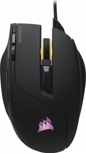 Mouse Gaming Corsair Sabre Optical RGB 10000 DPI Black