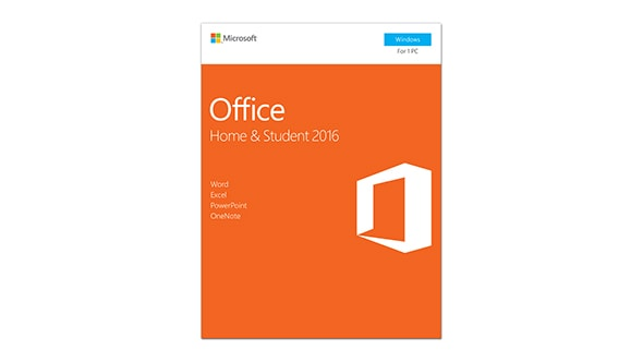 Microsoft Office Home & Student 2016 Engleza Medialess P2