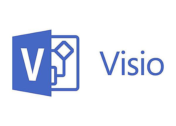 Microsoft Visio Pro 2016 Licenta electronica