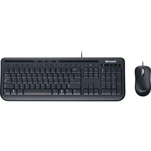 Kit Tastatura & Mouse Microsoft Business Desktop 600 Black Eng