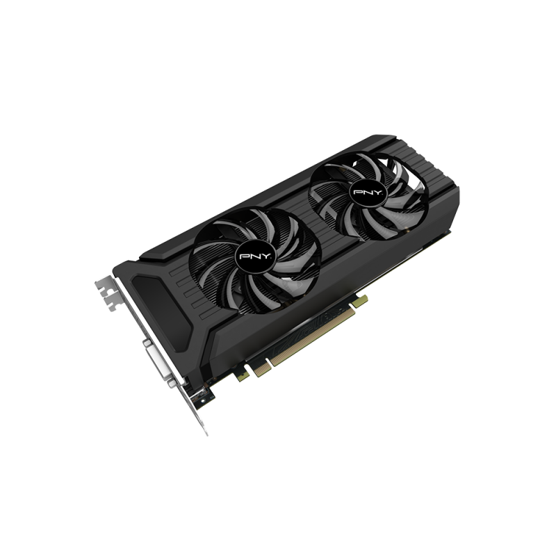 Placa Video PNY GeForce GTX 1060 6GB GDDR5 192 biti