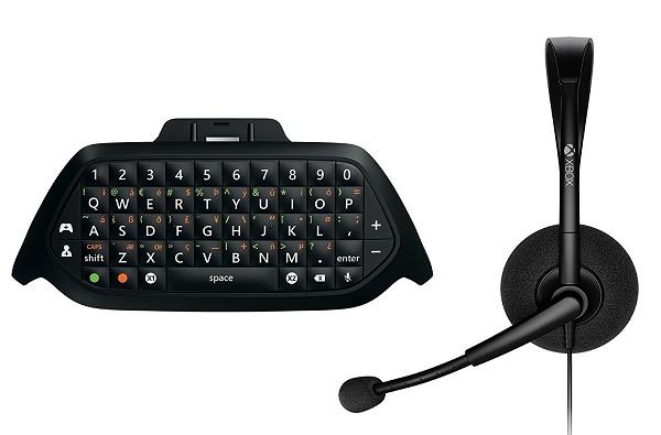 Chatpad & Chat Headset Microsoft Xbox One