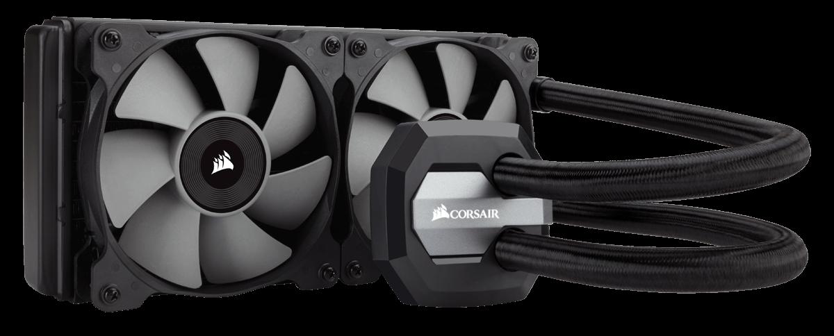 Cooler CPU Corsair Hydro Series H100i v2 Liquid 2x120mm