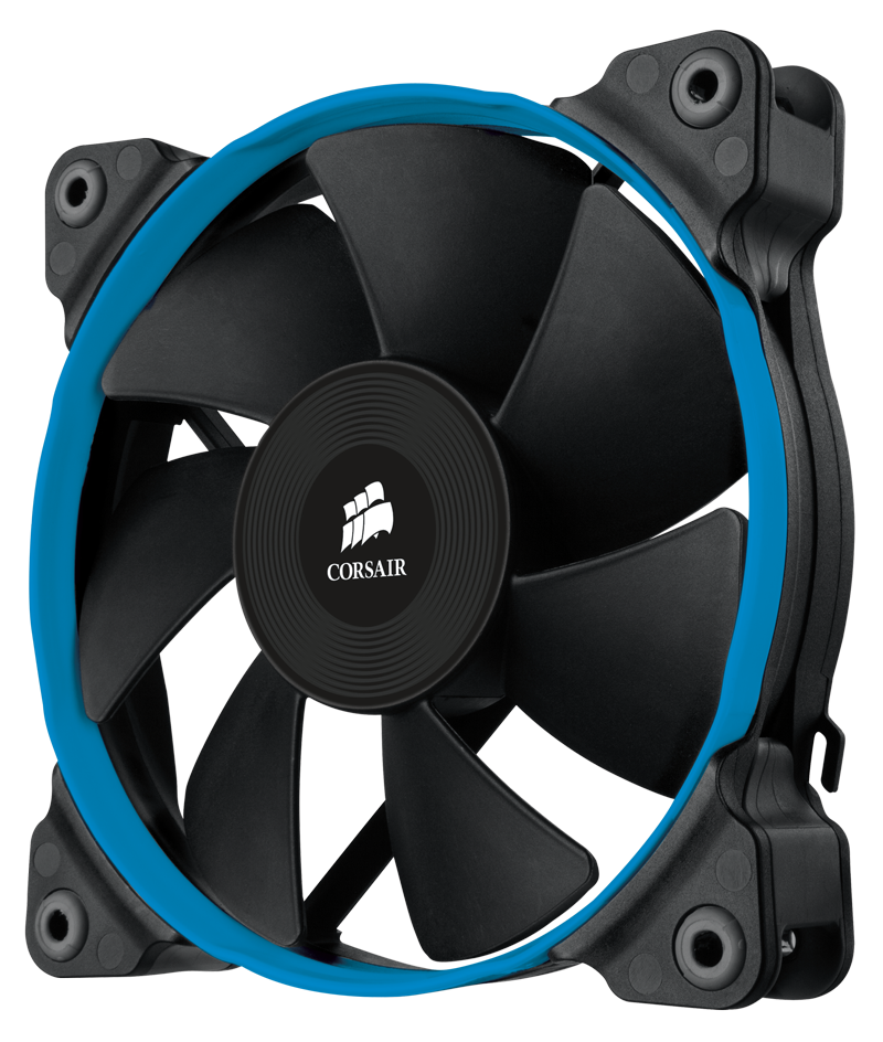 Ventilator Corsair Air Series SP120 Quiet Edition High Static Pressure 120mm Twin Pack