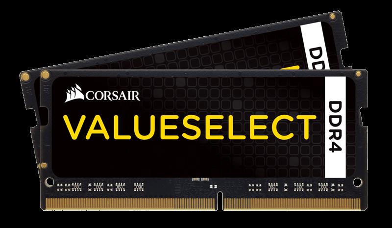 Memorie Notebook Corsair ValueSelect 16GB DDR4 2133Mhz