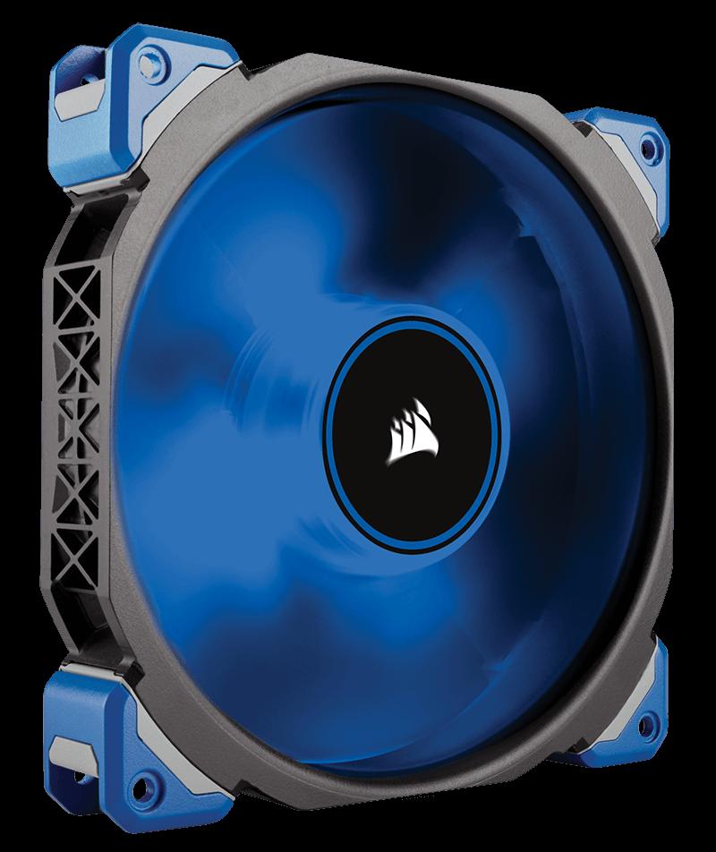 Ventilator Corsair ML140 PRO LED Blue 140mm Premium Magnetic Levitation