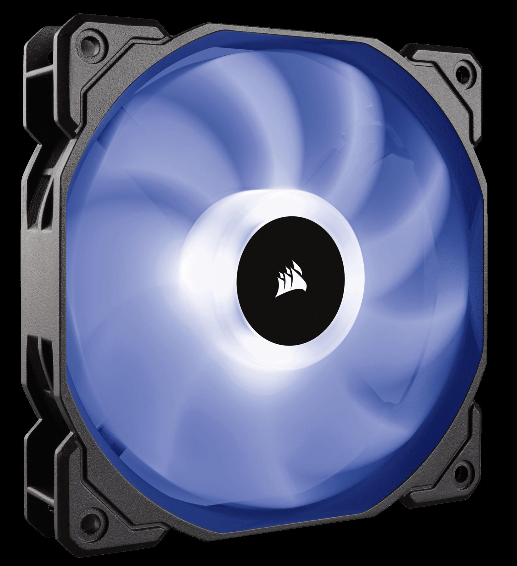 Ventilator Corsair SP120 RGB LED High Performance 120mm