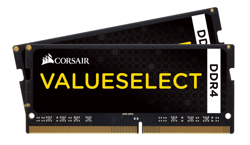 Memorie Notebook Corsair Value Select 8GB (2x4GB) DDR4 2133Mhz