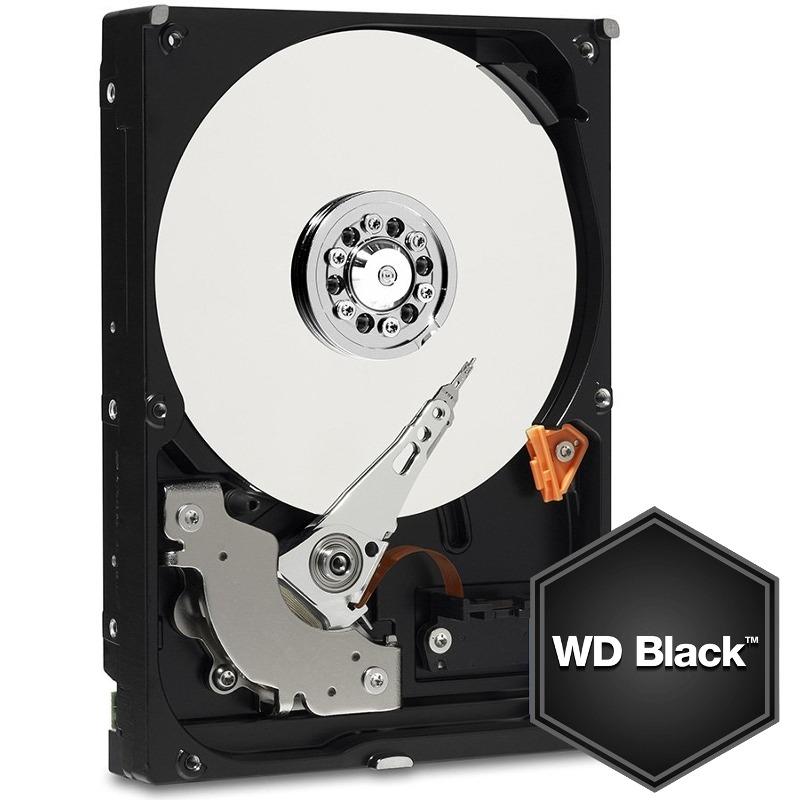 Hard Disk Notebook Western Digital Black 250GB SATA3 7200 rpm 32MB