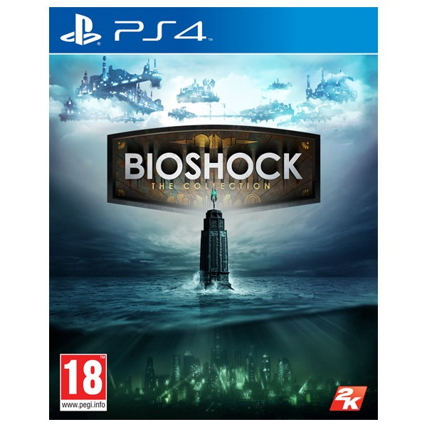 Bioshock HD Collection PS4