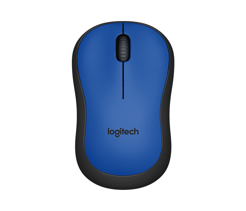 Mouse Logitech M220 Wireless Silent Blue