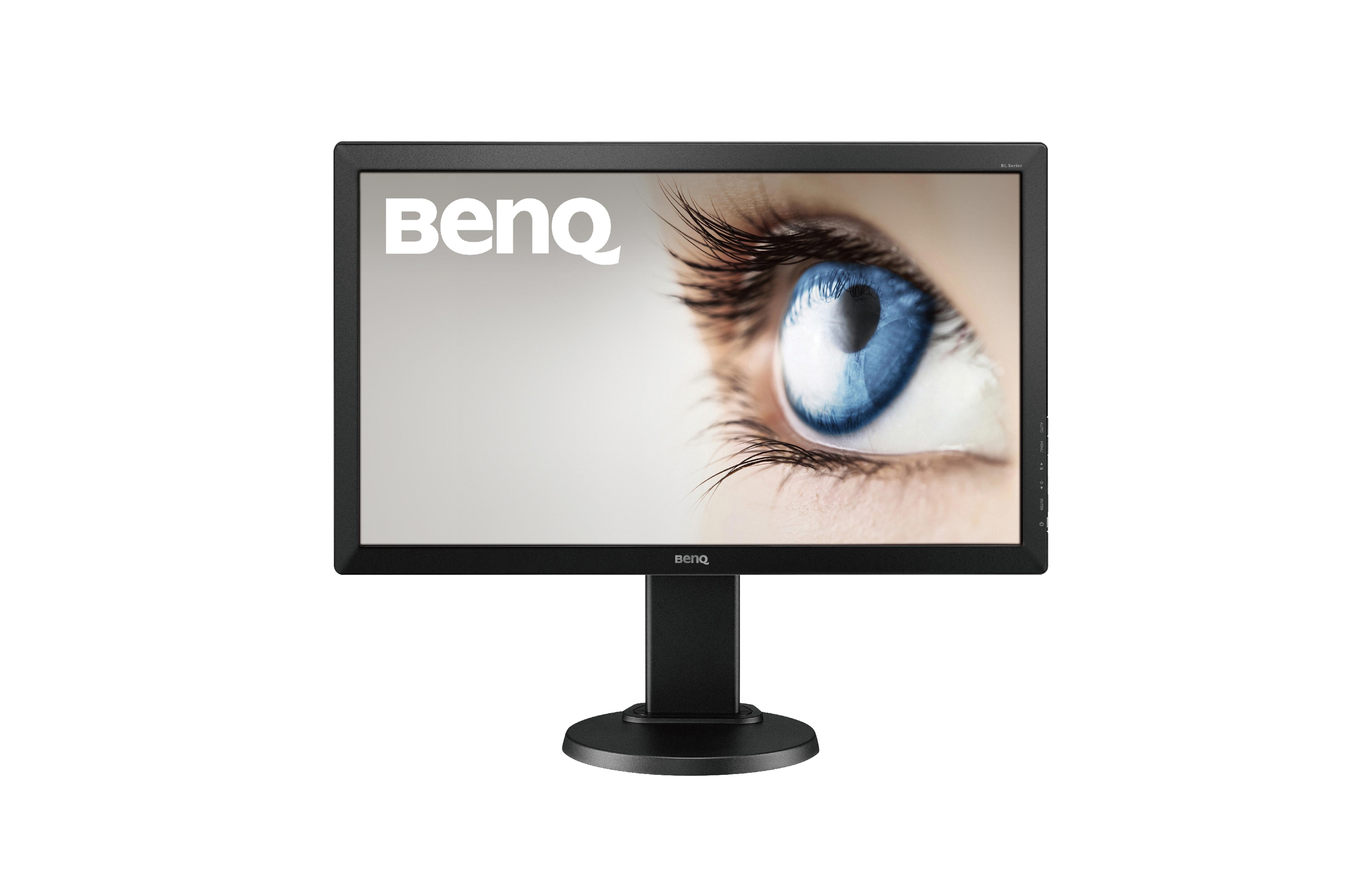 Monitor LED Benq BL2405PT 24 Full HD Negru