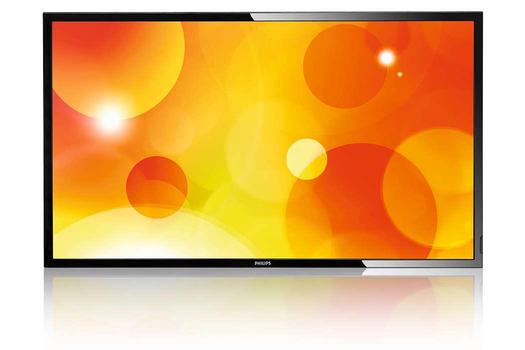 Monitor LED BDL4330QL 42.5 Full HD 6.5ms Negru