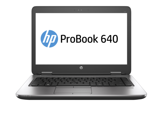 Notebook HP ProBook 640 G2 14 HD Intel Core i3-6100U RAM 4GB HDD 500GB Windows 7 Pro / 10 Pro