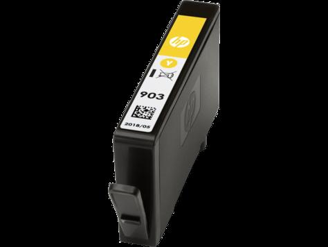 Cartus inkjet HP 903 Yellow
