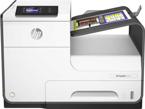 Imprimanta Multifunctionala HP PageWide 377dw