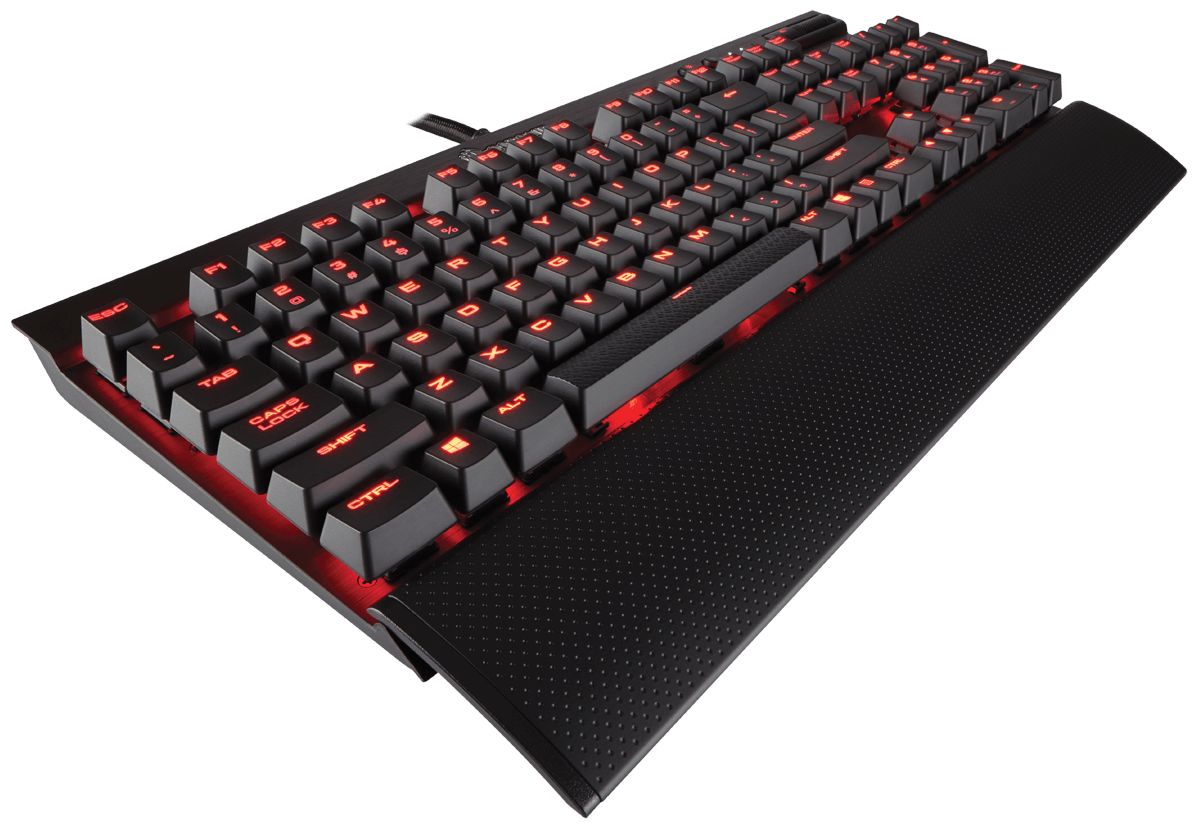 Tastatura Gaming Corsair K70 Rapidfire Mechanical Cherry MX Speed EU Version